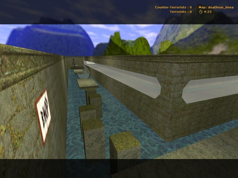 «deathrun_linea» для CS 1.6