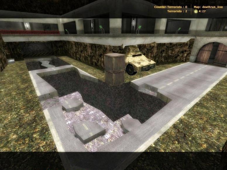 «deathrun_live» для CS 1.6