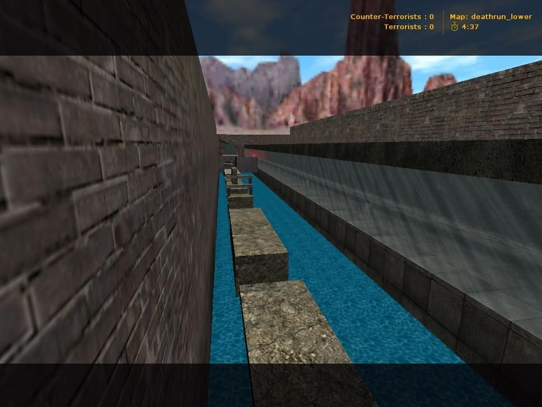«deathrun_lower» для CS 1.6