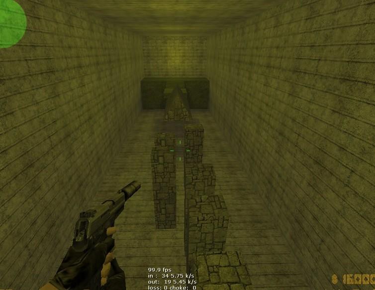 «deathrun_mafia_easy» для CS 1.6