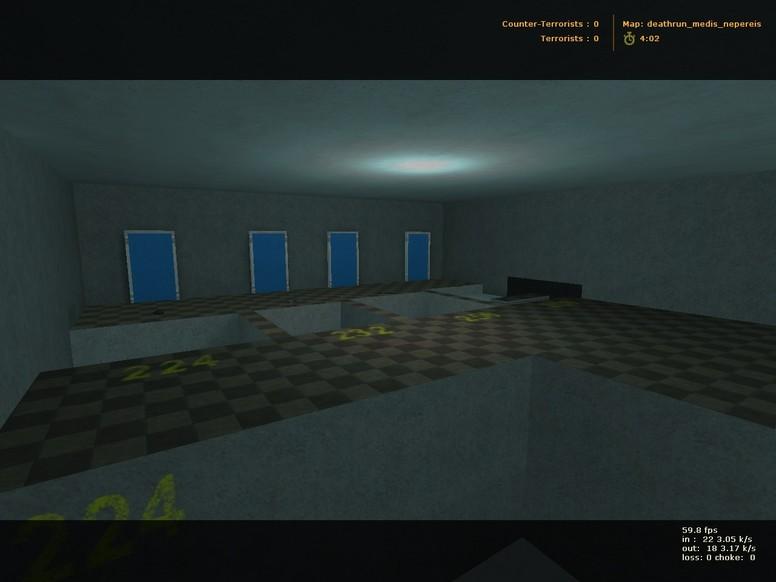 «deathrun_medis_nepereis» для CS 1.6
