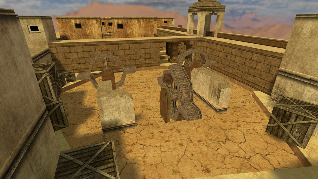 «deathrun_metropolis_beta1» для CS 1.6