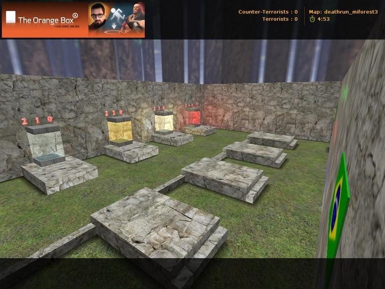 «deathrun_miforest3» для CS 1.6