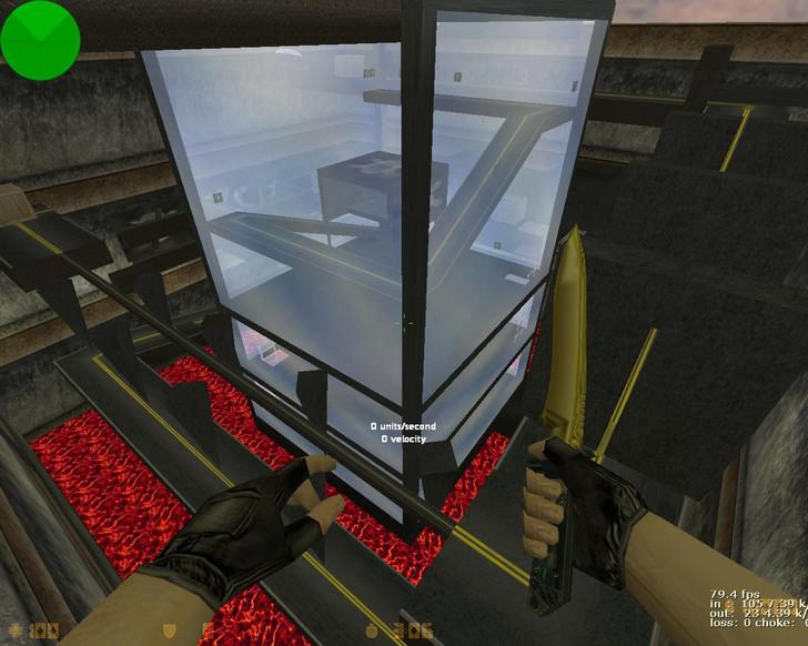 «deathrun_milf_street_m2» для CS 1.6
