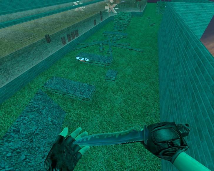 «deathrun_mnx_beta» для CS 1.6