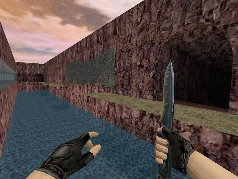 «deathrun_mountains» для CS 1.6