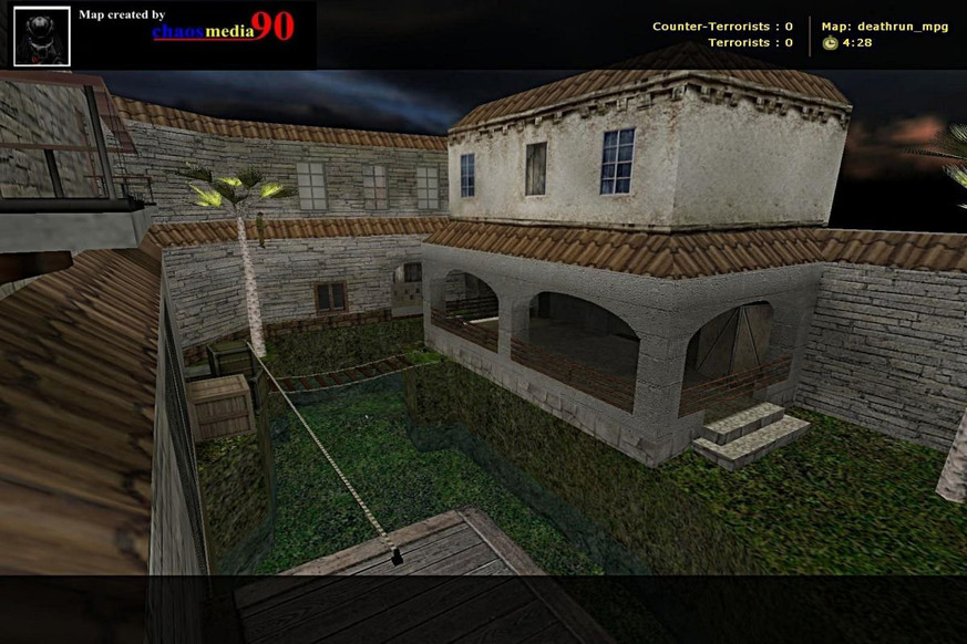 «deathrun_mpg» для CS 1.6