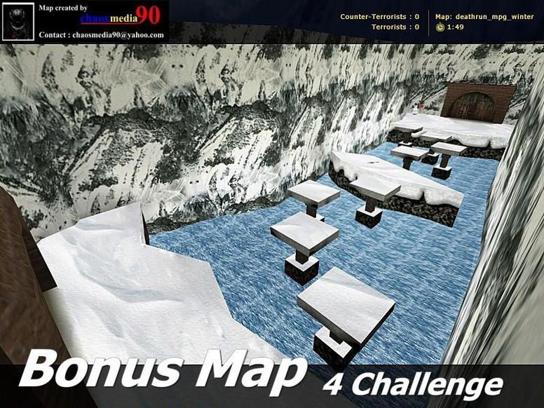 «deathrun_mpg_winter» для CS 1.6