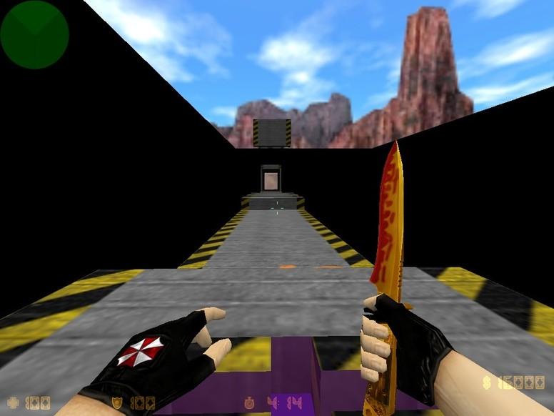 «deathrun_n3rd» для CS 1.6
