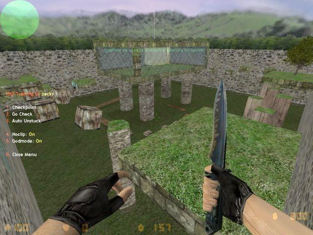 «deathrun_nature_fix» для CS 1.6