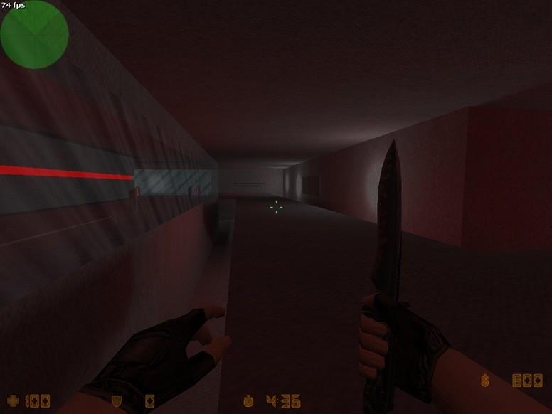 «deathrun_neon» для CS 1.6