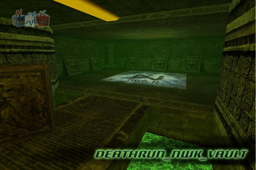 «deathrun_nwk_vault» для CS 1.6