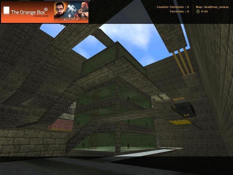 «deathrun_onway» для CS 1.6
