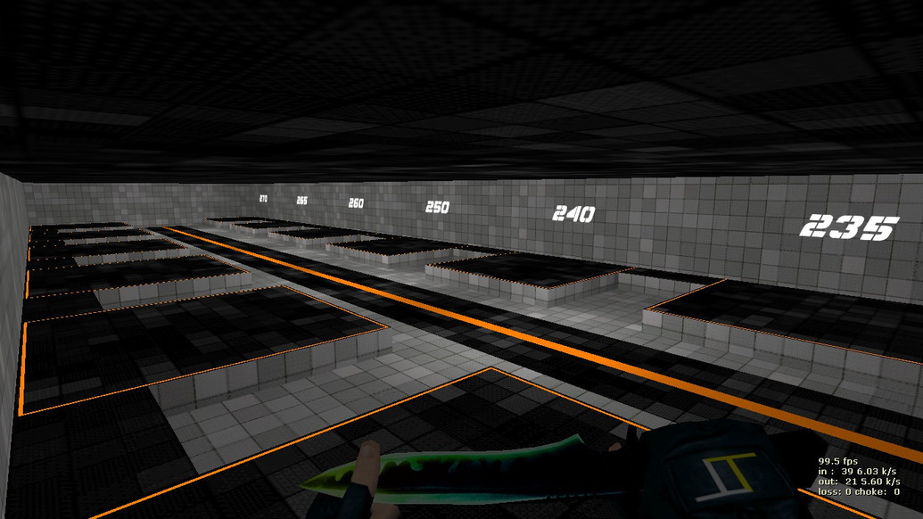 «deathrun_orange» для CS 1.6