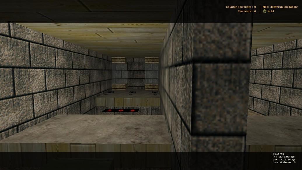 «deathrun_pizdabol2» для CS 1.6