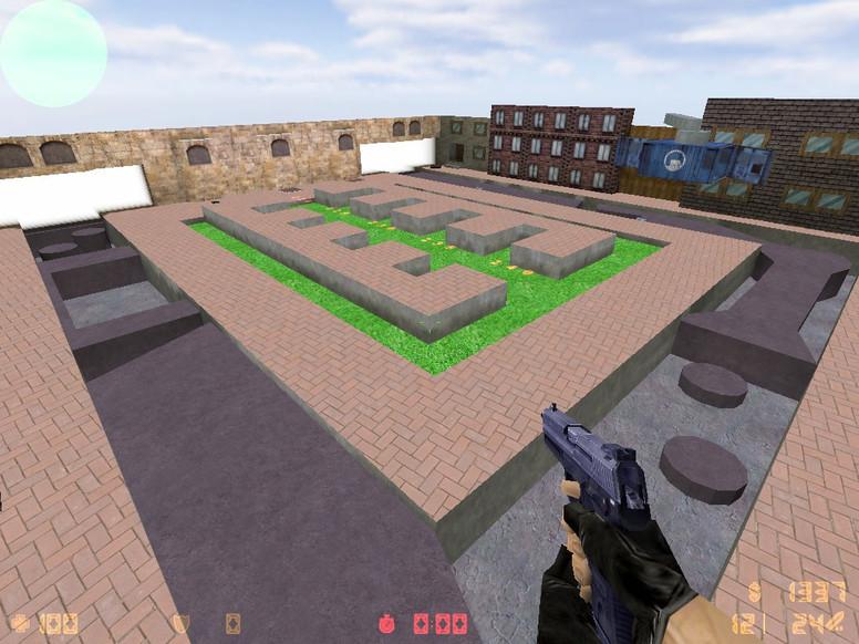 «deathrun_play_nd» для CS 1.6