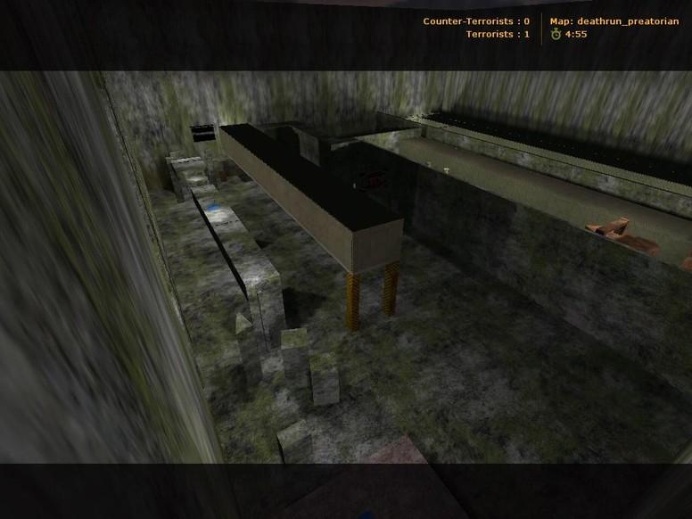 «deathrun_preatorian» для CS 1.6