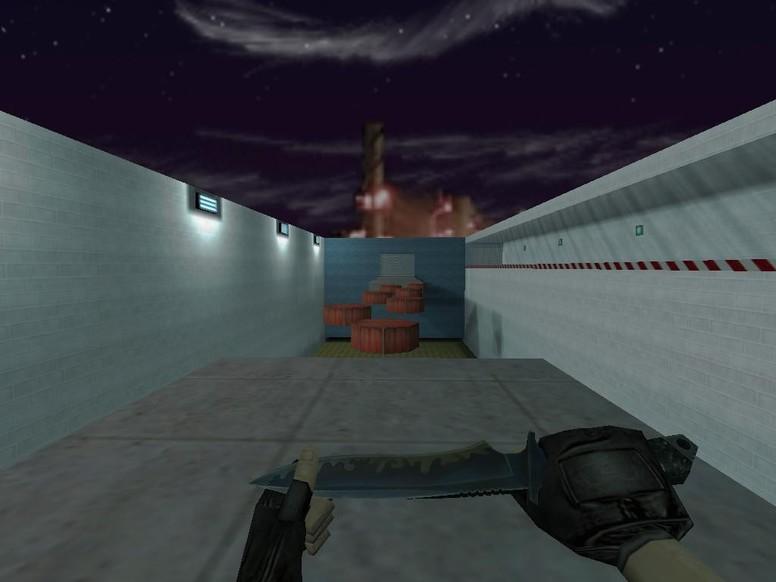 «deathrun_prezmik» для CS 1.6