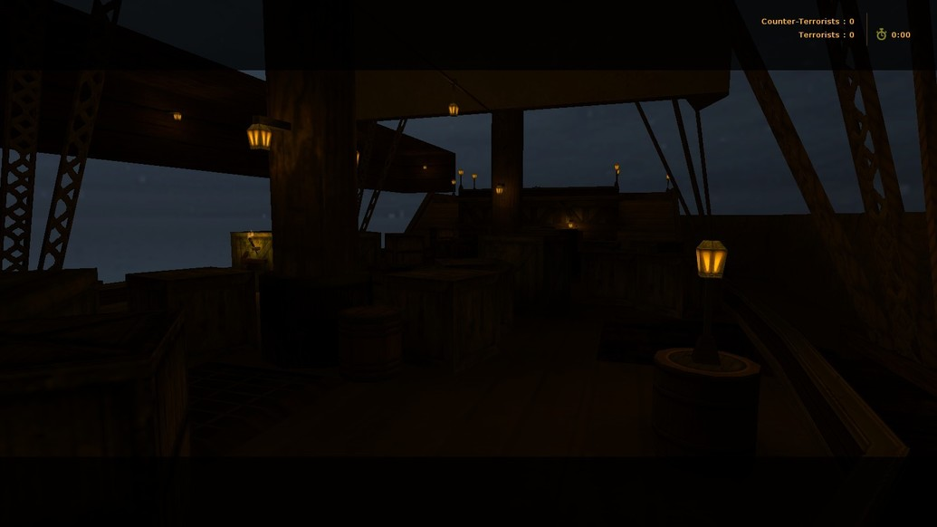 «deathrun_privateers» для CS 1.6