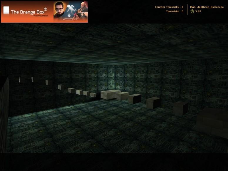 «deathrun_psihocube» для CS 1.6