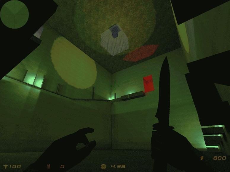 «deathrun_purplez» для CS 1.6