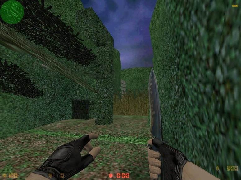 «deathrun_px_leaves_pro» для CS 1.6
