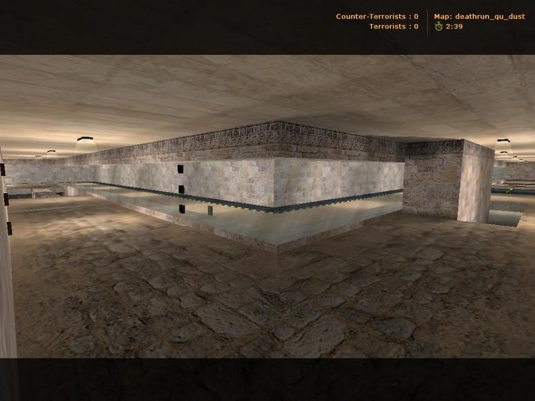 «deathrun_qu_dust» для CS 1.6