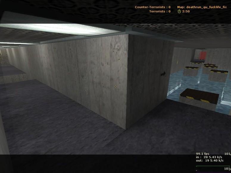 «deathrun_qu_fucklife_fix» для CS 1.6