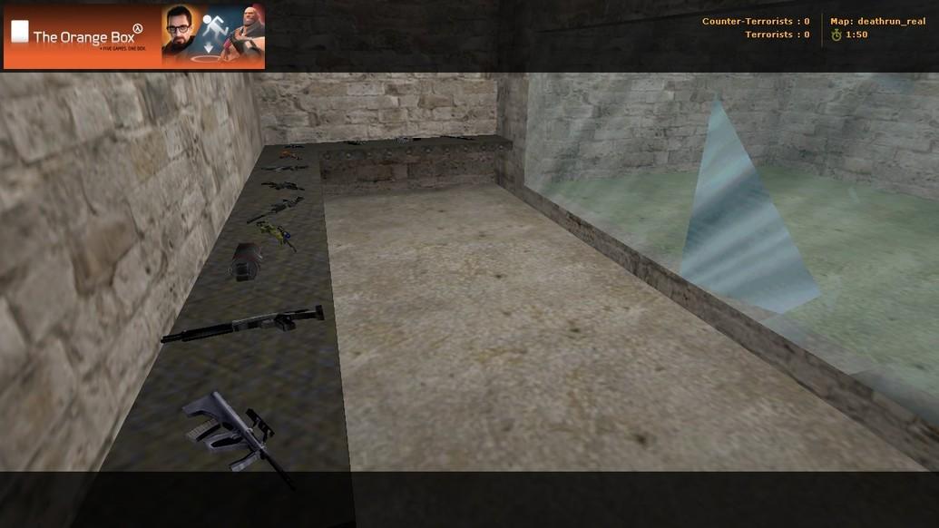 «deathrun_real» для CS 1.6