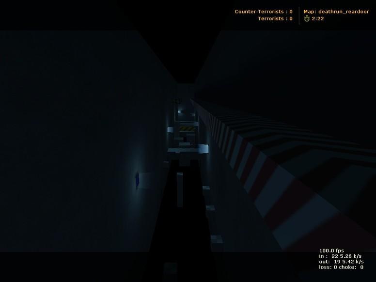 «deathrun_reardoor» для CS 1.6