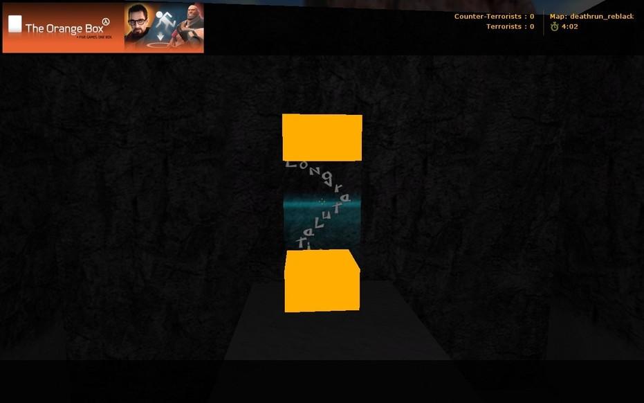 «deathrun_reblack» для CS 1.6