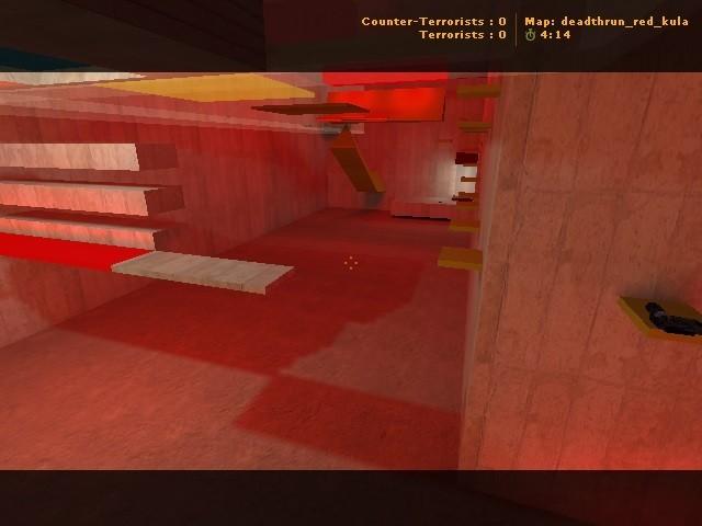 «deathrun_red_kula» для CS 1.6