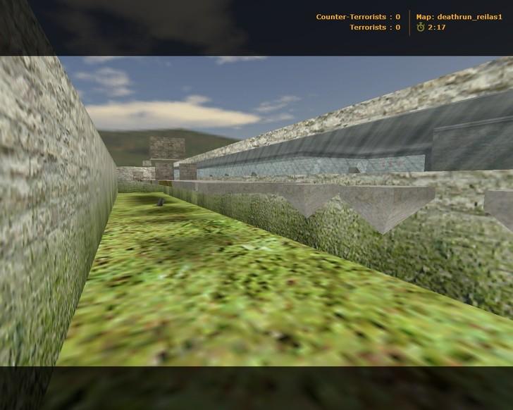 «deathrun_reilas» для CS 1.6