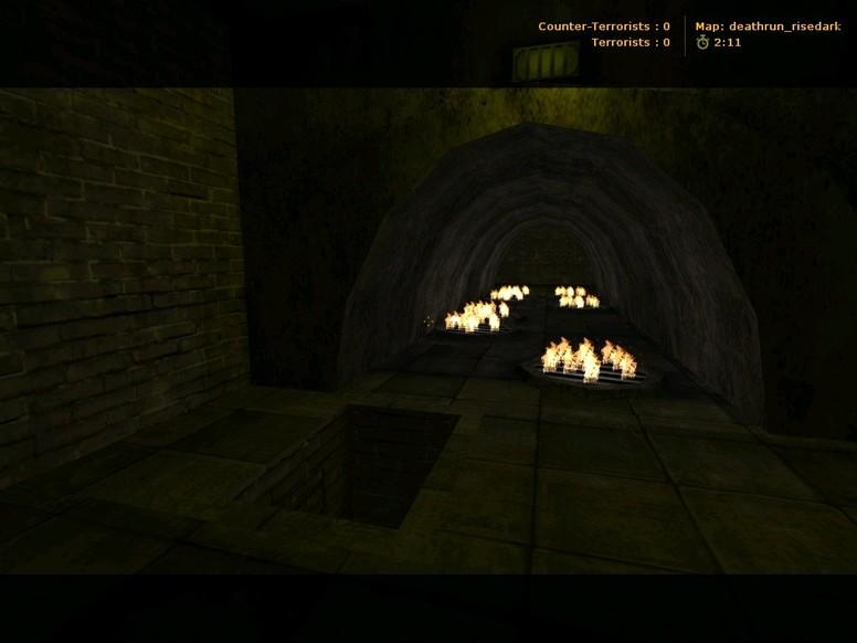 «deathrun_risedark» для CS 1.6