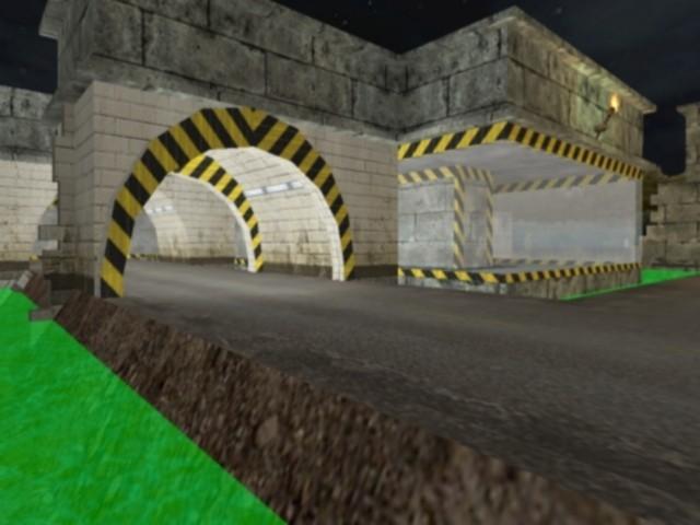 «deathrun_roadway» для CS 1.6