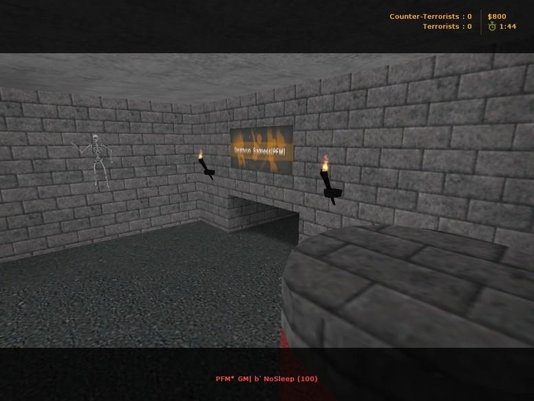 «deathrun_sadness_pfm» для CS 1.6
