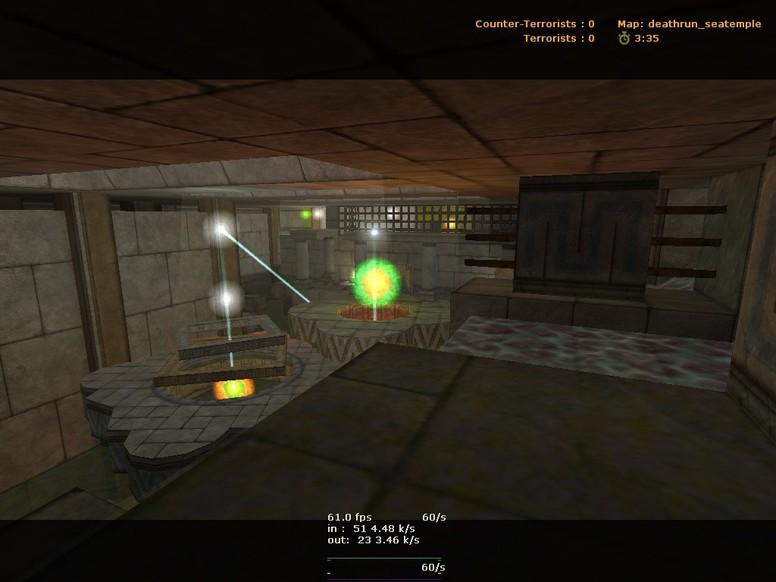 «deathrun_seatemple» для CS 1.6