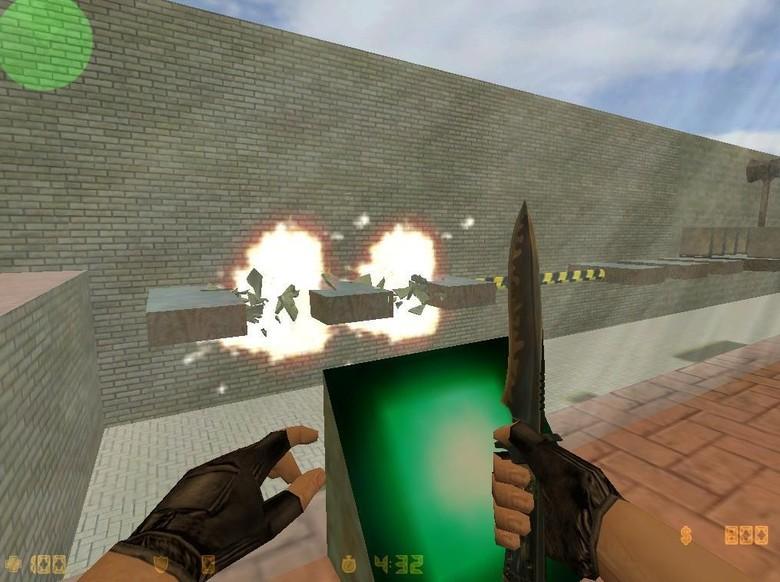 «deathrun_shake» для CS 1.6