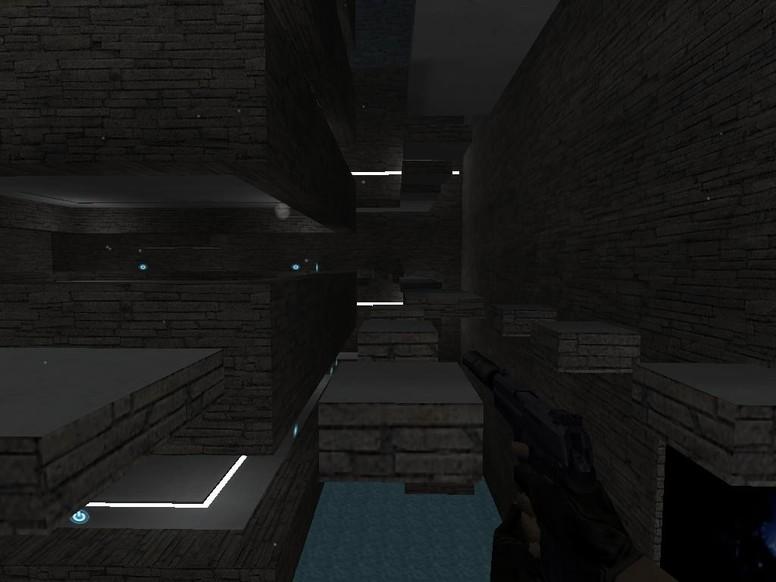 «deathrun_snowstorm_f» для CS 1.6