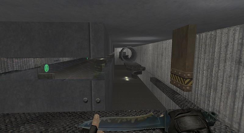 «deathrun_spacebase» для CS 1.6
