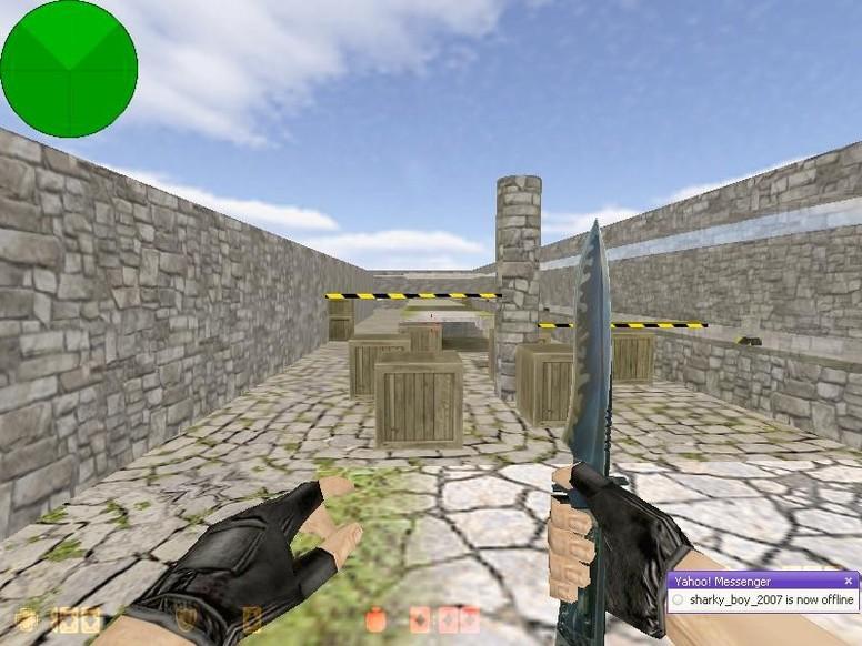 «deathrun_spuf» для CS 1.6