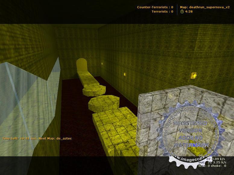 «deathrun_supernova_v2» для CS 1.6