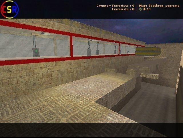 «deathrun_supreme» для CS 1.6