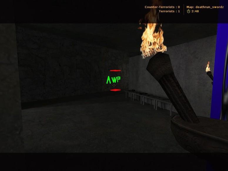 «deathrun_swordz» для CS 1.6