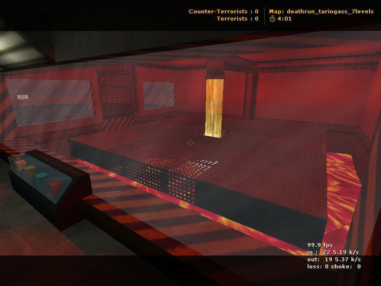 «deathrun_taringacs_7levels» для CS 1.6