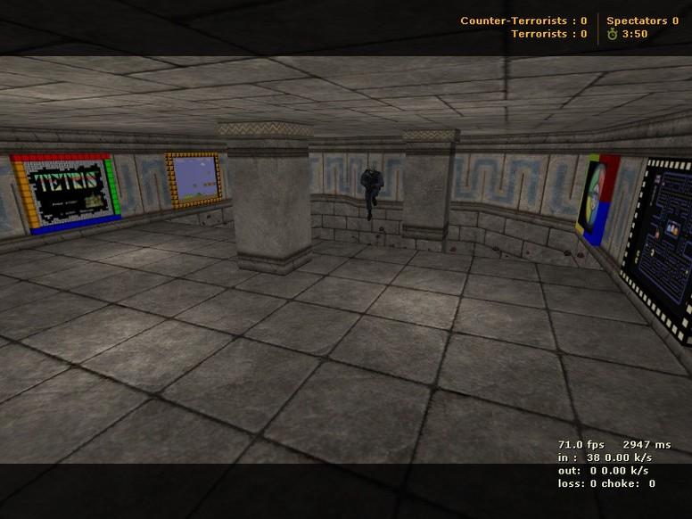 «deathrun_taringacs_fourgames» для CS 1.6
