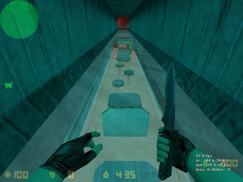 «deathrun_taringacs_laserspace» для CS 1.6