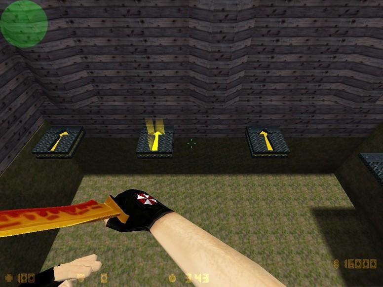 «deathrun_the_death» для CS 1.6