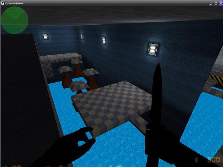 «deathrun_tuzak» для CS 1.6