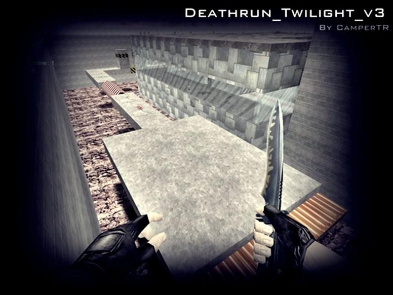 «deathrun_twilight_v3» для CS 1.6
